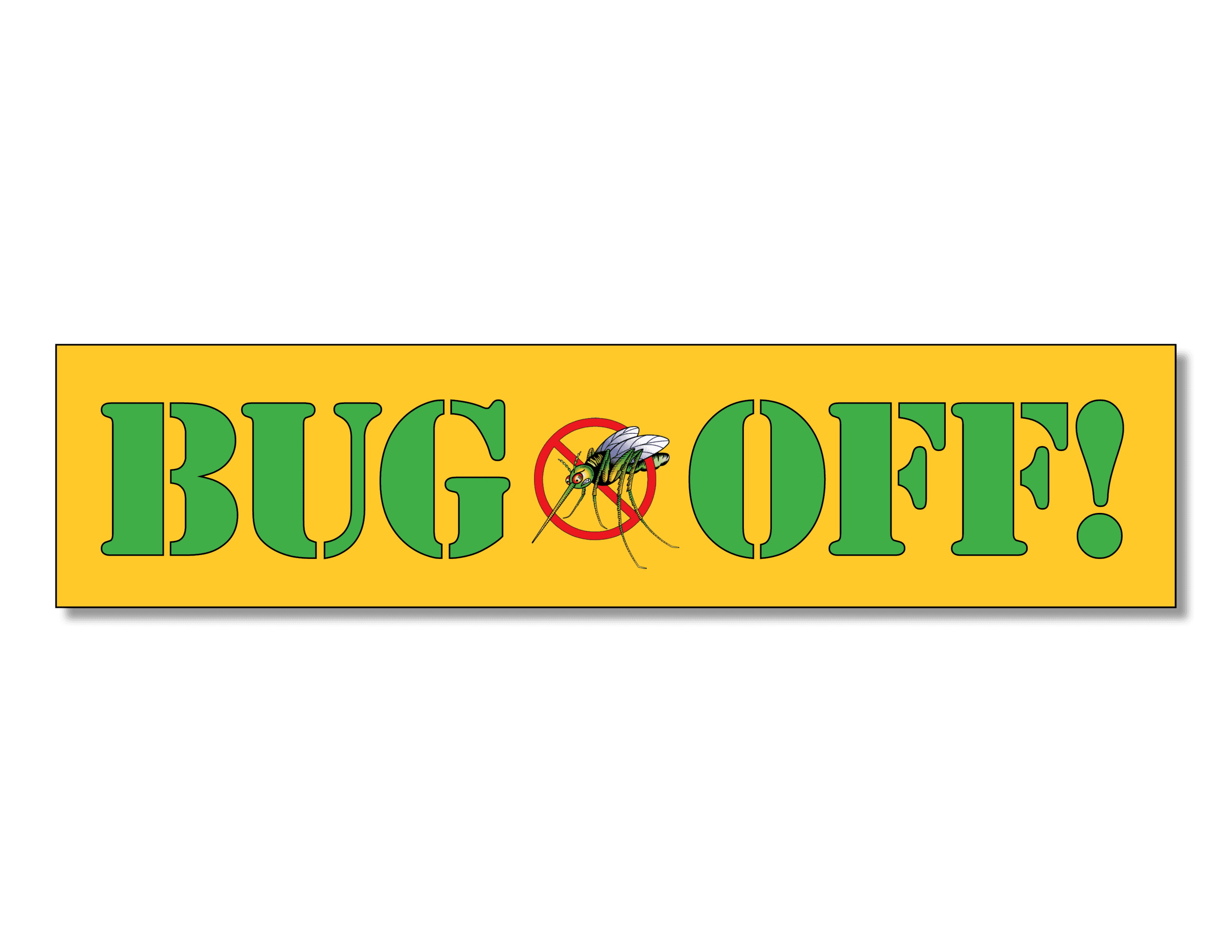 BUG OFF Logo