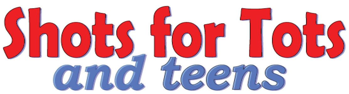 Logo - shots for tots and teens Opens in new window